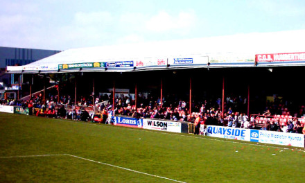 Video of the Day: Grimsby Town vs Arsenal, 1986