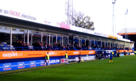Luton Town's Grounds For Optimism