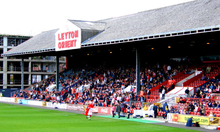 All Change Yet Again, At Leyton Orient
