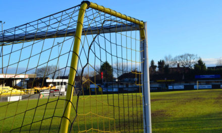 The FA Cup Second Round: Restricted Views & Portaloos – Ks Reach The End of the Line