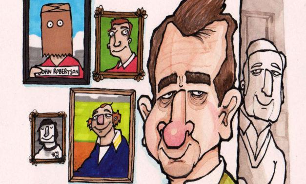 Parking The Coach: Brian Clough