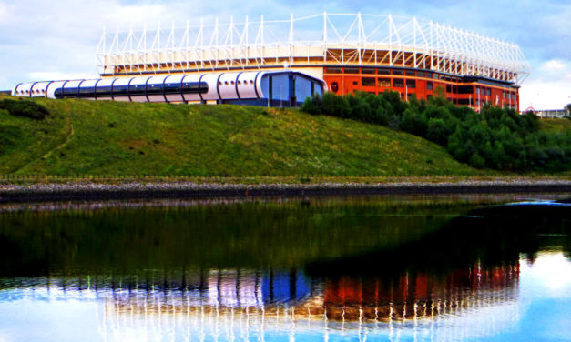 Sunderland: Another Fine Mess