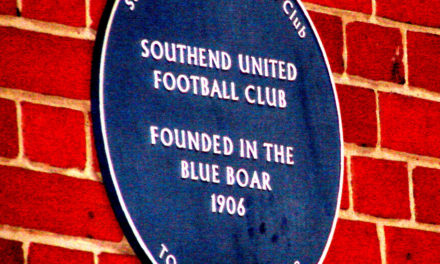 Southend United: The Ground Grinds On
