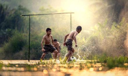 The Saturday Movie Club: Ginga – The Soul of Brazilian Football (2005)