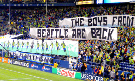 Letter From America: An Open Cup In A Closed Environment