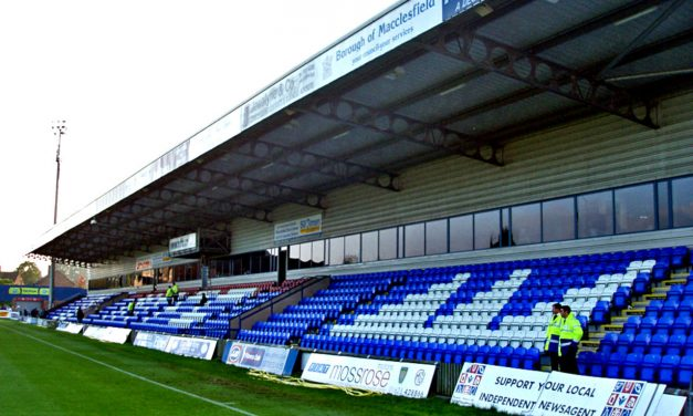Relegation Rumbles On & On, Part One: Macclesfield Town