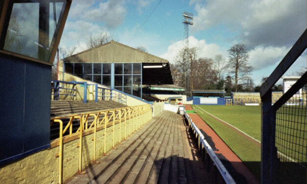 As Bad As Things Got: Oxford United & The Maxwells, 5th November 1991