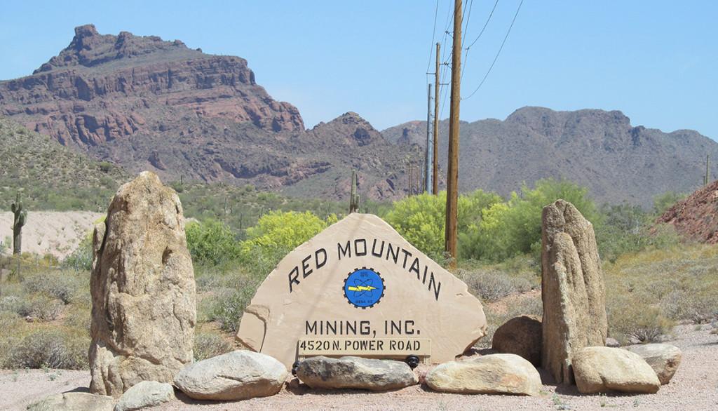 Red Mountain Mining, Inc.