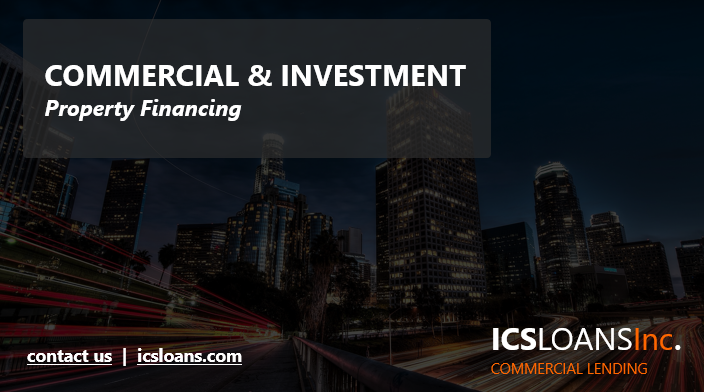 Commercial Mortgage Financing ICSLoans.com