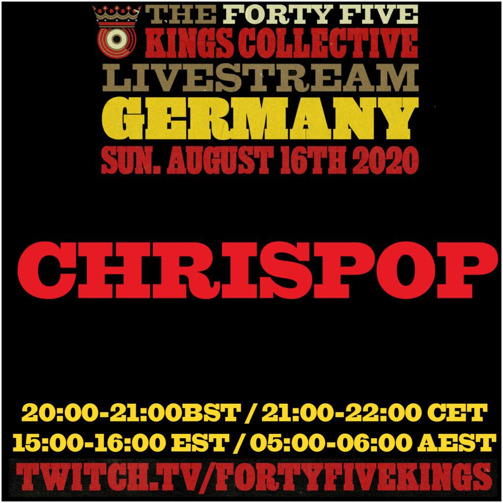 10. Chrispop b