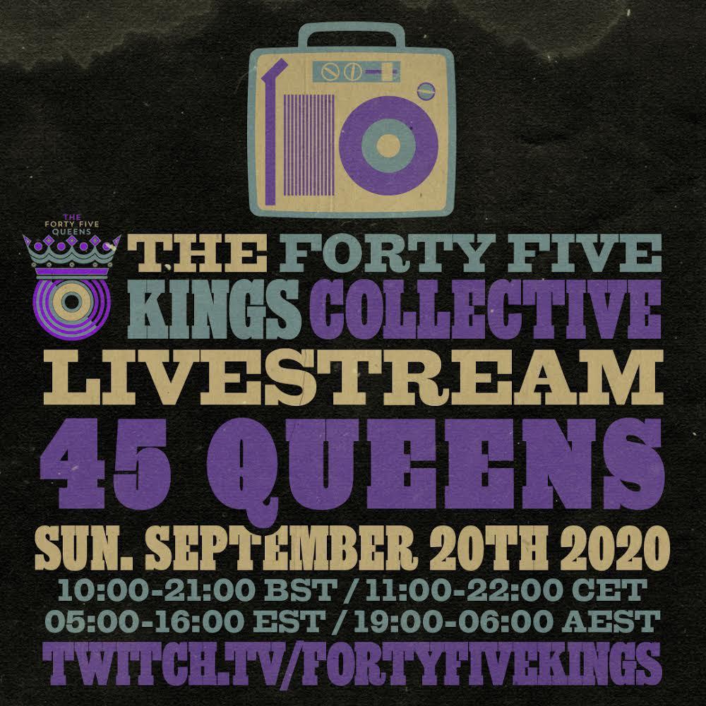 45 Queens Poster