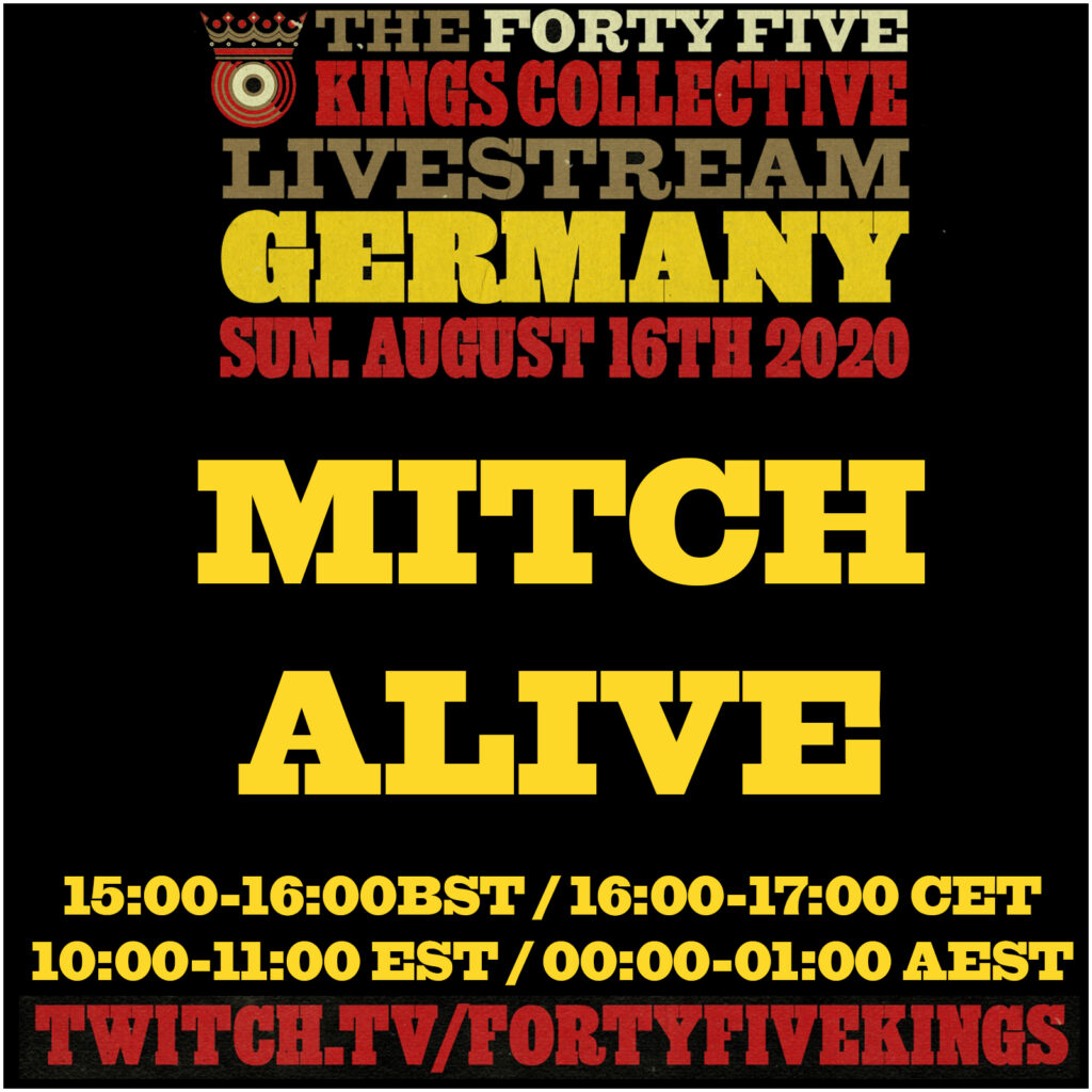 5. MItch Alive b