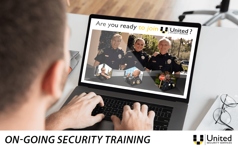 United Security Ongoing Training
