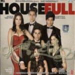HouseFull | Music Rating ( * * * * )