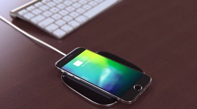 Apple Long Distance Wireless Charging