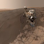NASA Curiosity Mars Rover – Let me take a Selfie