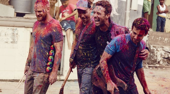 Coldplay – Hymn For The Weekend Feat Beyonce