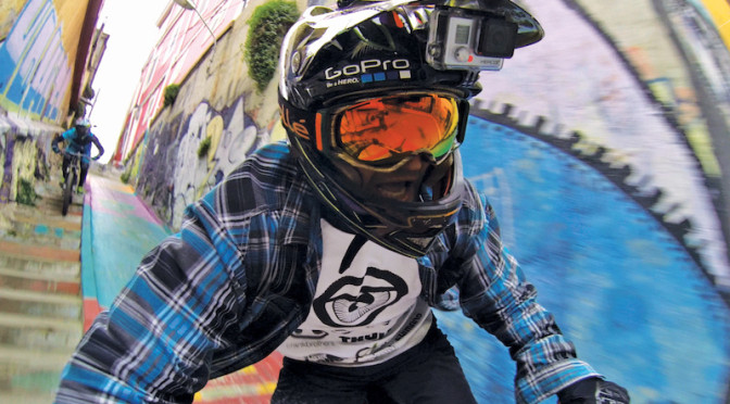 go pro cycling