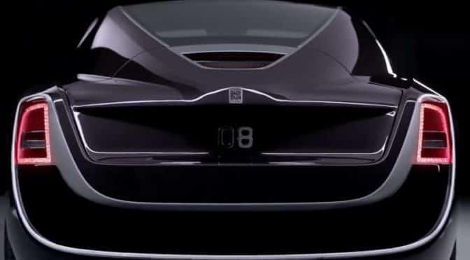 Rolls Royce – Sweptail