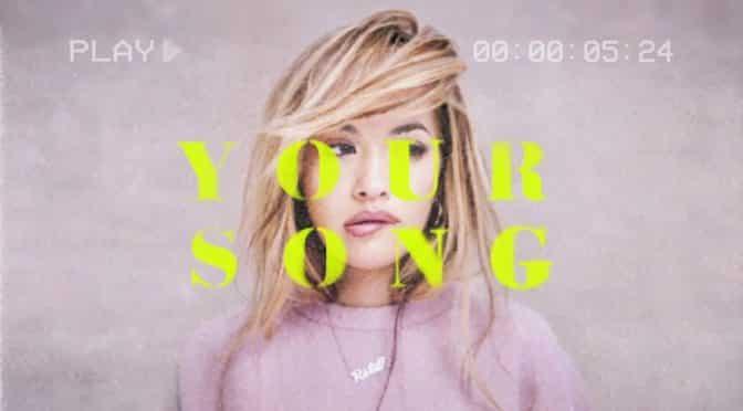 your song rita ora
