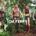 Jumanji – Welcome to the Jungle Trailer