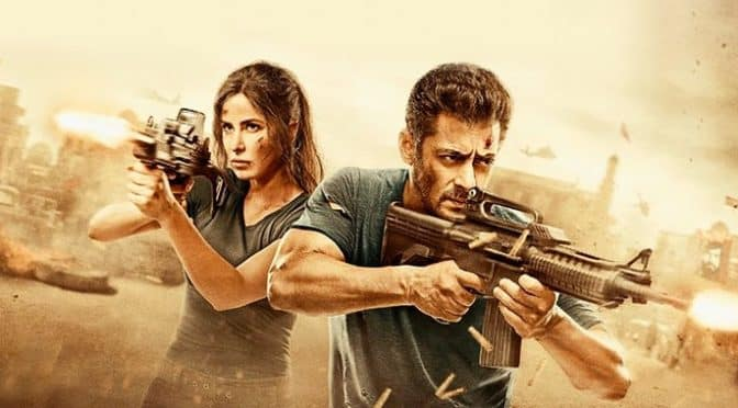 Tiger Zinda Hai Trailer is Out