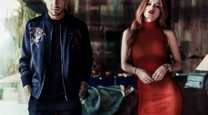 Liam Payne – Bedroom Floor feat Bella Thorne
