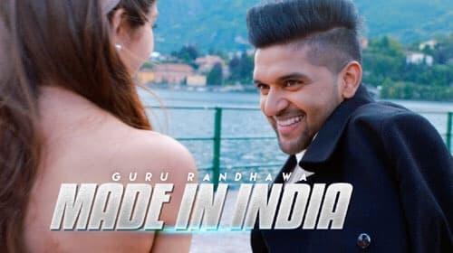 Guru Randhawa – Made In India | Director Gifty