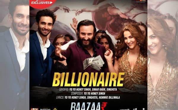 Billionaire – Yo Yo Honey Singh   Baazaar