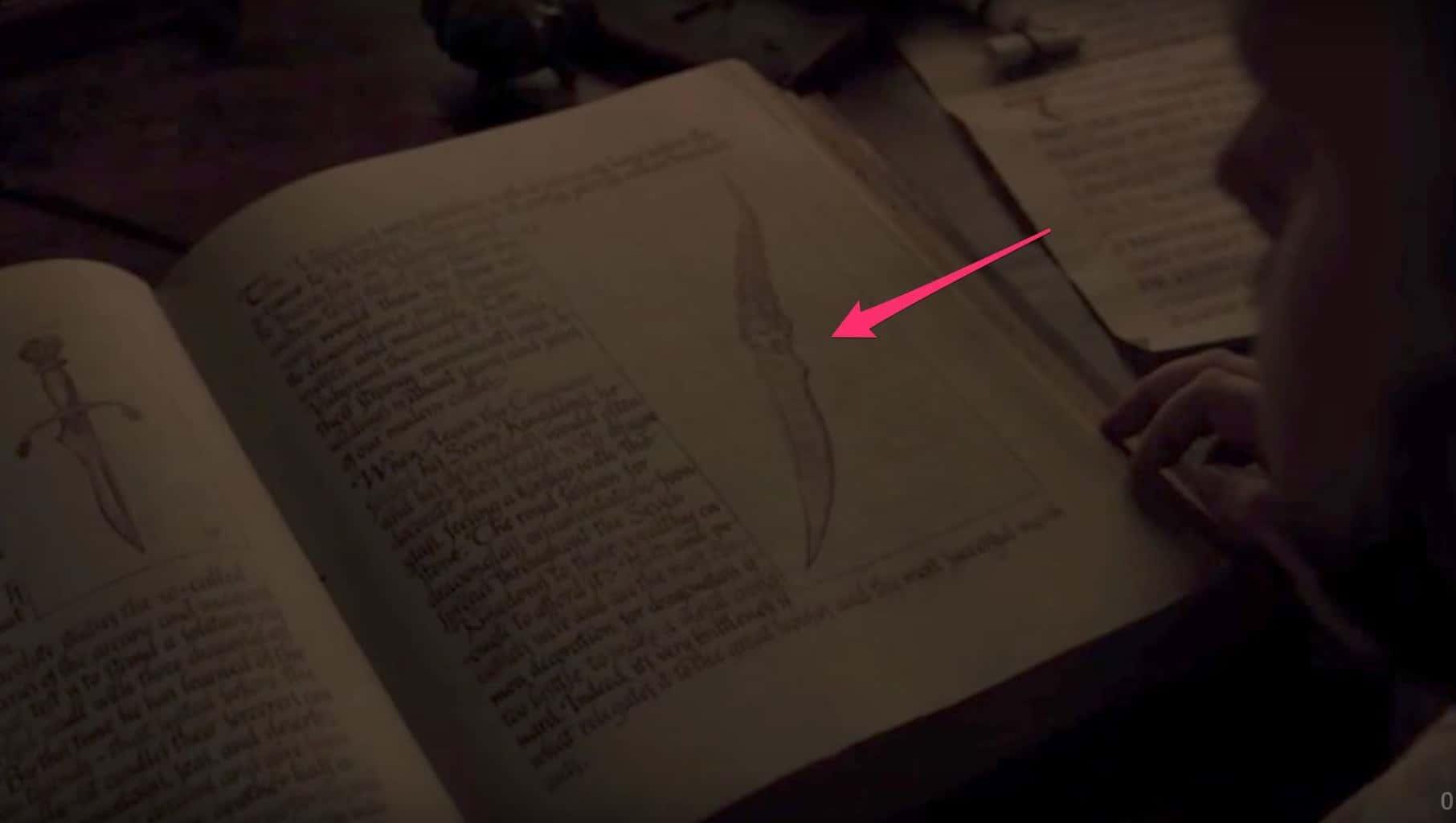Arya Stark Dagger