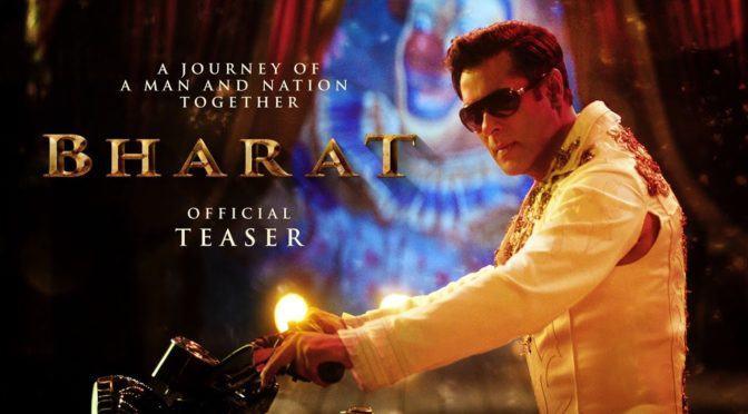 Bharat Teaser Trailer | Salman Khan