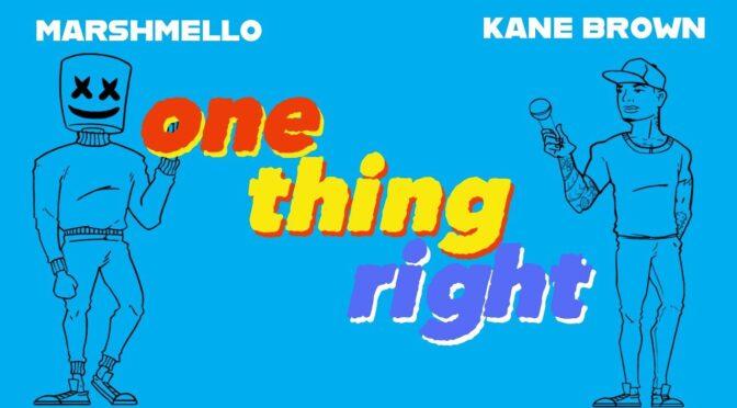 Marshmello – One Thing Right | Kane