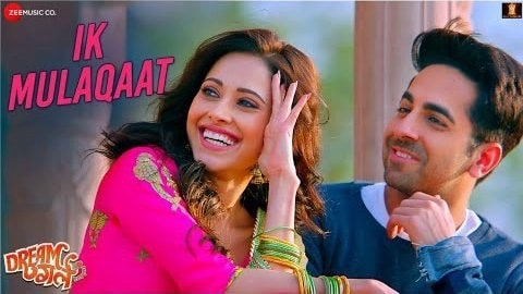 Ik Mulaqat Lyrics | Nushrat Bharucha | Ayushmaan