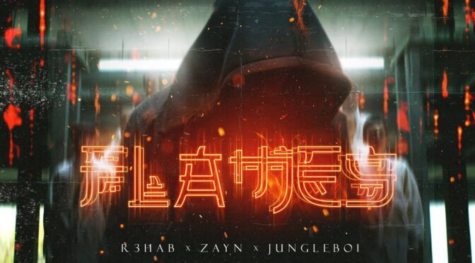 Flames – Zayn & R3HAB Lyrics