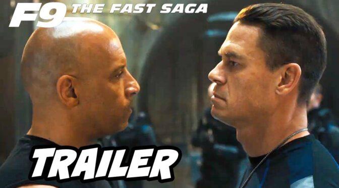 Fast and Furious 9 Trailer Breakdown – Vin Diesel Vs John Cena