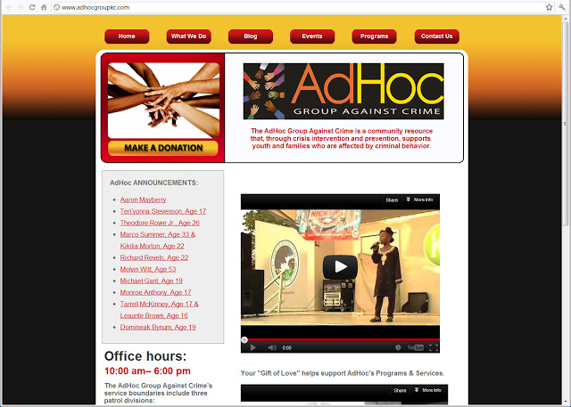 AdHoc Group Against Crime