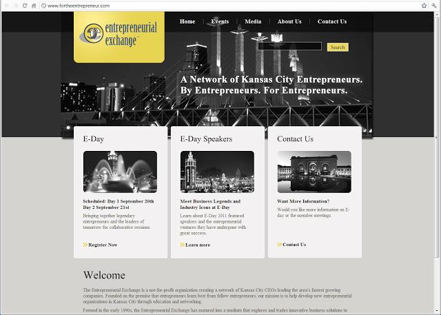 The Entrepreneurial Exchange