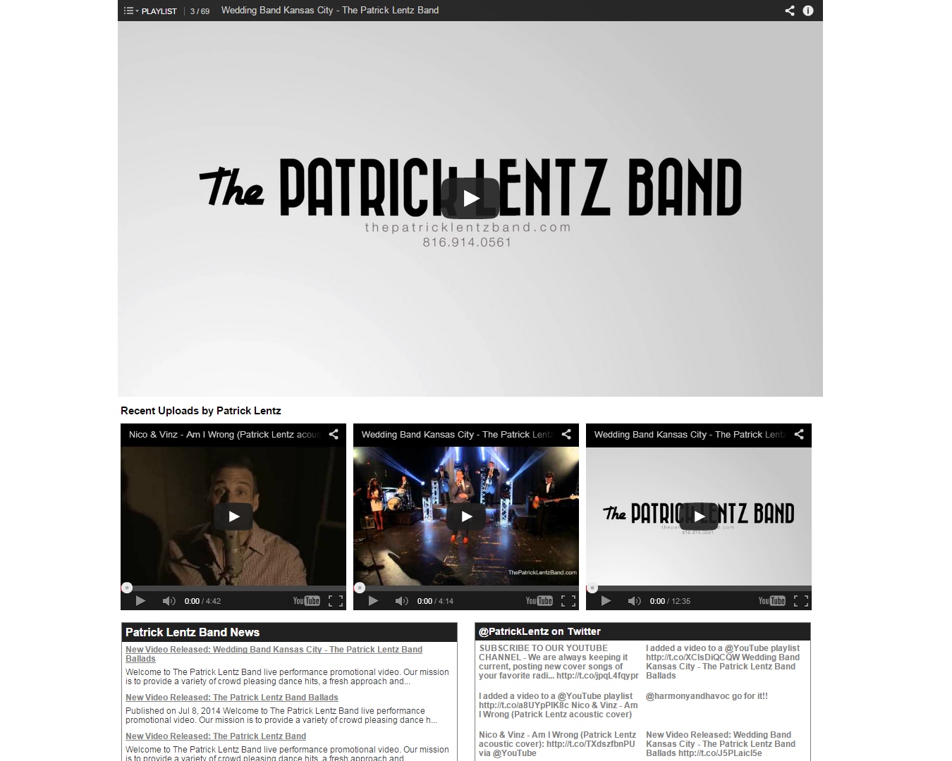 The Patrick Lentz Band