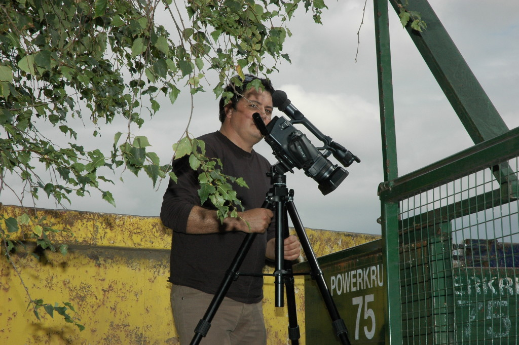 video camera crew hire