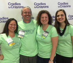 Nitsch at Cradles to Crayons