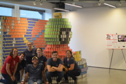 Canstruction 2016 Team Picture