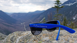 Nitsch Sunglasses on Mount Willard
