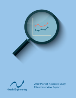 2020 Market Research Study: Client Interview Report Cover