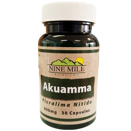 Akuamma Seed Caps