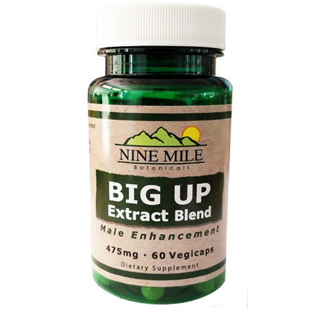 Nine Mile Botanicals Big Up Male Enhancement