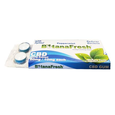 Botanafresh CBD Gum