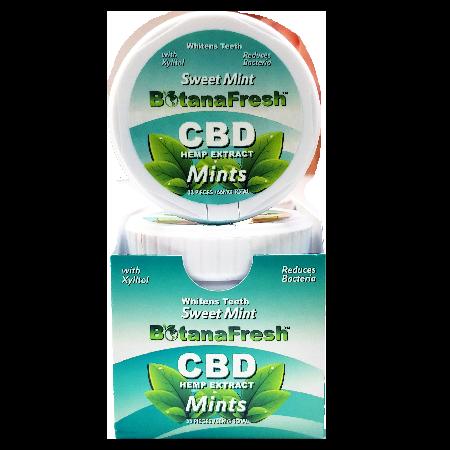 Botanafresh Mint Box and Disc