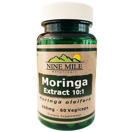 Nine Mile Botanicals Moringa 10:1