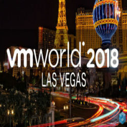 VMworld 2018 (US) – HPC/Big Data/AI: What's New, Updates And Sessions