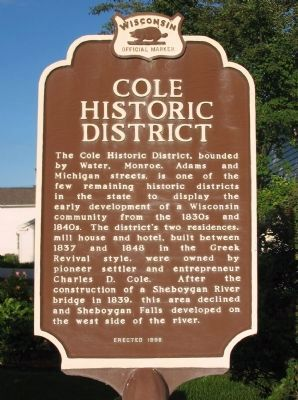 Wisconsin Historical Marker